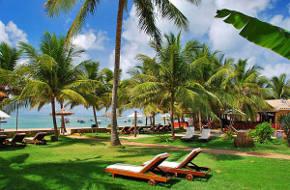Hotéis e Pousadas na Praia de Itacimirim