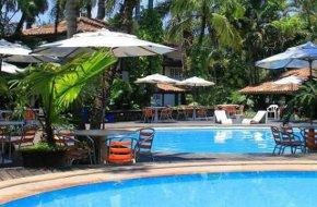 Hotéis e Pousadas na Barra do Saí