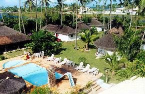 Hotéis e Pousadas na Praia de Jauá