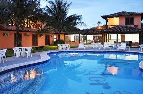 Hotéis e Pousadas na Praia de Manguinhos
