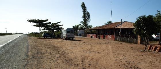 A estrada de Sangue para Santo Amaro do Maranhão