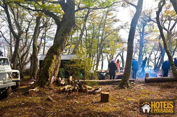 acampamento lago fagnano