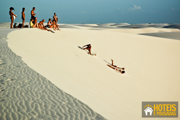 turistas lencois maranhenses