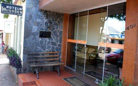 Hotéis e Pousadas em Cerro Largo